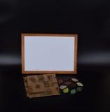 Objetos de la maqueta aislados Imágenes de archivo libres de regalías