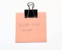 Objetos de la oficina Fotografía de archivo libre de regalías