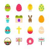 Objetos felices de Pascua