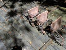 Objetos golpeados Fotografia de Stock Royalty Free