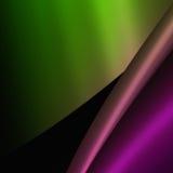 Objets colorés par abstrait Image stock