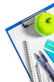 Objets d'éducation Photo libre de droits