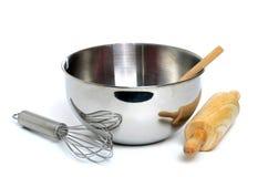 Objets de cuisson Photo stock
