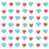 Objets de pixel pour des icônes de jeux réglées Bulles sociales de la parole de mise en réseau : Smiley, amour Images stock