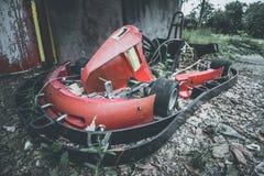 Objets et endroits de Bolide perdus à temps Photographie stock