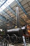 Objets exposés dans le musée ferroviaire national à York, Yorkshire Angleterre Photo libre de droits