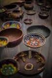 Objets façonnés mexicains antiques Photo libre de droits