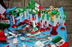 Objets mexicains pour le Jour de la Déclaration d'Indépendance Photos stock