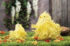 Objets pour Pâques, une durée immobile image libre de droits