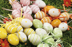 Objets pour Pâques, une durée immobile image stock