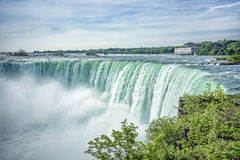 objętych Niagara Fotografia Stock