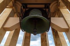 Oblężniczy Dzwonkowy pomnik obraz stock