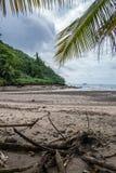 Oblaten-Bucht Cocos-Insel stockfotos