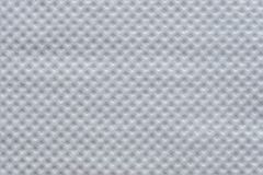 Oblatenbeschaffenheits-Papierserviette des weißen Schattens Lizenzfreies Stockfoto