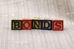 obligacje Obrazy Royalty Free