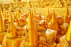 Obligation for praying in Thailand. Historical temple in Thailand, Asia Stock Photography