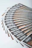 Obligations d'épargne d'épargne sur formules des USA Photos libres de droits