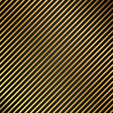 Oblique lines seamless gold metal texture striped background royalty free illustration