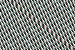 Oblique ribbed background brown stripes blue canvas many lines thin infinite parallel geometrical background royalty free illustration