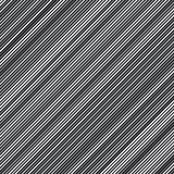 Oblique straight gray lines pattern. Oblique 45 degrees straight lines with the gray:black thickness ratio equal with 5:3 Fibonacci ratio the golden ratio stock image