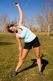 Oblique Stretch stock photography