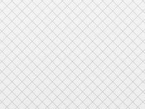 Oblique white brick background Royalty Free Stock Photos