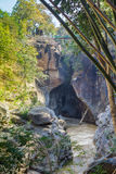 Obluang national park. Chiangmai province, Thailand Royalty Free Stock Photography