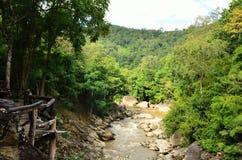 Obluang national park, Chiangmai province. Stock Photos