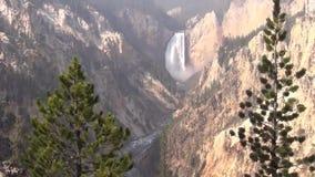 Obniża spadki, Yellowstone NP zbiory