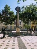 Obok São Roque kościół Zdjęcia Stock
