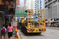 Obowiązek ciężarówka zdjęcia royalty free