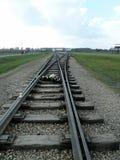 obozowa Auschwitz koncentracja obraz royalty free