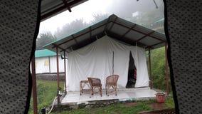 Obozować przy Kanatal zdjęcie royalty free