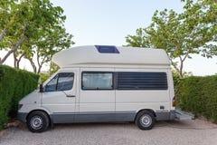 obozowicza campingu miejsce Zdjęcie Royalty Free