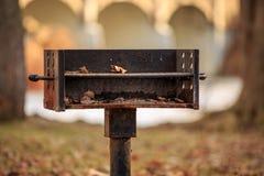 Obozowy grill Fotografia Stock