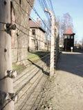 obozowy koncentracyjny Poland Obraz Stock