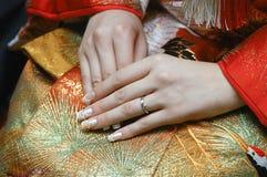 Obrączka ślubna, Zdjęcia Stock