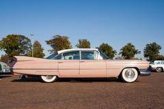 Obra clásica Cadillac 1959 Sedan De Ville foto de archivo libre de regalías