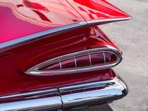 Obra clásica Chevy 1959 imagen de archivo libre de regalías