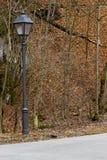 Obra clásica de la lámpara de calle imagen de archivo libre de regalías