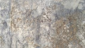 Obra clásica de la pared del cemento fotografía de archivo libre de regalías