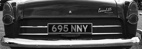 Obra clásica de lujo del coche del cónsul 375 Imagen de archivo
