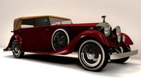 Obra clásica de Rolls Royce Fotografía de archivo