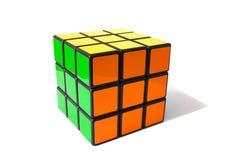Obra clásica de Rubik Imagen de archivo