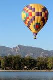 Obra clásica del globo de Colorado Springs Foto de archivo libre de regalías