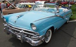 Obra clásica Ford Automobile 1956 Imágenes de archivo libres de regalías