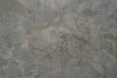 Obra clásica gris del muro de cemento imagen de archivo