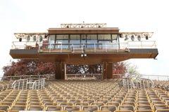 Obracalny Theatre Cesky Krumlov Obraz Royalty Free