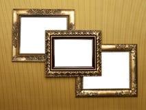 obramia starego obrazek trzy Zdjęcia Royalty Free