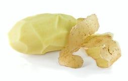 obrana ziemniaka zdjęcie royalty free